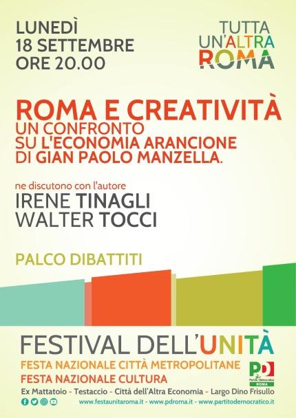 Festival Unità Roma