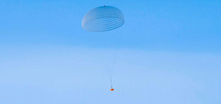 AresCosmo 2 Paracadute